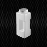 Show details for Polyethylene graduated bottle 24 h urine collection vol. 2000 ml ergonomic handle 100pcs