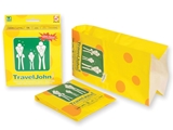 Show details for TRAVELJOHN DISPOSABLE VOMIT BAG 800cc, 5 pcs.