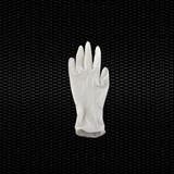 Show details for Powder free latex examination gloves medium size AQL 1,0 100pcs