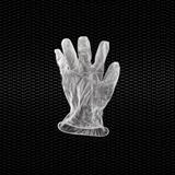 Show details for Powder vinyl examination gloves large size AQL 1,0 100pcs