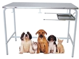 Show details for VETERINARY EXAMINATION TABLE