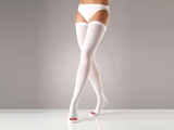 Show details for THIGH LENGTH STOCKINGS length 60-70 - large (pair)