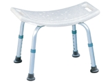 Show details for  SHOWER CHAIR - fixed 1pcs