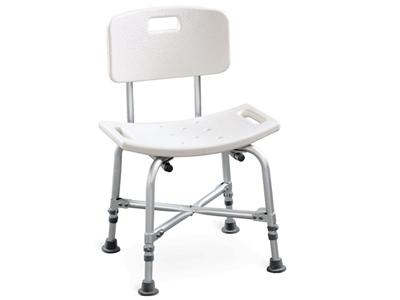 Picture of PASTIPRINĀTS dušas krēsls ar atzveltni - krava 150 kg 1 gab