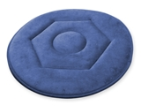 Show details for ROTATING SEAT CUSHION 1pcs