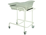 Show details for NEONATAL CRADLE with trolley 1pcs