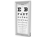 Show details for ULTRA SLIM LED OPTOMETRIC CHART - Armagnac 1pcs