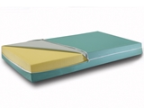 Show details for  BARIATRIC MATTRESS WITH COVER 195x85x18 cm - load 250 kg 1pcs