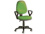 Show details for  CUNEO CHAIR with armrest - leatherette - any colour 1pcs