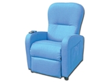Show details for BETTY ARMCHAIR 2 engines - blue 11 1pcs