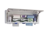 Show details for  MULTI-PURPOSE WALL UNIT - standard - white 1pcs