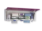 Show details for  MULTI-PURPOSE WALL UNIT - standard - colour on request 1pcs