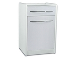 Show details for  MOBILE UNIT GE4LP under wash-basin 49 cm - white 1pcs