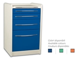 Show details for MOBILE UNIT GE414 4 drawers 49 cm - any colour 1pcs