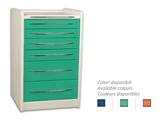 Show details for  MOBILE UNIT GE419 6 drawers 49 cm - any colour 1pcs