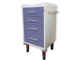 Show details for  UTILITY TROLLEY - blue avio 1pcs