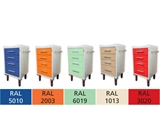 Show details for  UTILITY TROLLEY - other colours 1pcs