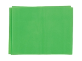 Show details for LATEX-FREE EXERCISE BAND 1.5 m x 14 cm x 0.25 mm - green 1pcs