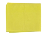 Show details for  LATEX-FREE EXERCISE BAND 1.5 m x 14 cm x 0.20 mm - yellow 1pcs