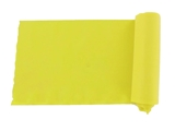 Show details for LATEX-FREE EXERCISE BAND 5.5 m x 14 cm x 0.20 mm - yellow 1pcs