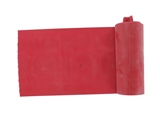 Show details for LATEX-FREE EXERCISE BAND 5.5 m x 14 cm x 0.30 mm - red 1pcs