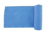 Show details for LATEX-FREE EXERCISE BAND 5.5 m x 14 cm x 0.35 mm - blue 1pcs
