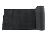 Show details for  LATEX-FREE EXERCISE BAND 5.5 m x 14 cm x 0.40 mm - black 1pcs