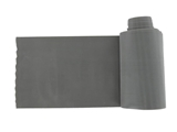 Show details for LATEX-FREE EXERCISE BAND 5.5 m x 14 cm x 0.50 mm - grey 1pcs