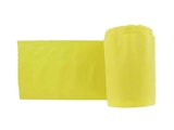 Show details for LATEX-FREE EXERCISE BAND 45 m x 14 cm x 0.20 mm - yellow 1pcs