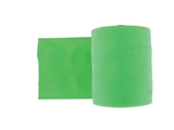 Show details for LATEX-FREE EXERCISE BAND 45 m x 14 cm x 0.25 mm - green 1pcs