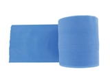 Show details for  LATEX-FREE EXERCISE BAND 45 m x 14 cm x 0.35 mm - blue 1pcs