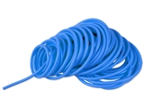Vairāk informācijas par Lateksa VINGROŠANAS CAURULES  25 m x 3,0 mm - smaga - zila 1gab