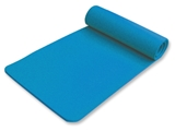 Show details for  EXERCISE MAT 180x60xh1.6 cm - light blue 1pcs