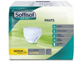 Show details for  SOFFISOF PANTS/PULLUP - moderate incontinence - medium box of 84