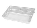 Show details for  COMPARTMENT TRAY 266x175x42 mm - plastic 1pcs