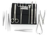 Show details for TROUSSE SUPREMA - nylon bag - 11 pieces, 1 set