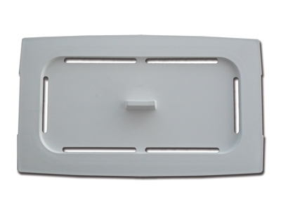 Picture of tvertnes pārsegs 35510-2 - plastmasas 1gab