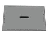 Vairāk informācijas par Tvertnes  pārsegs 35531-3 - nerūsējošais tērauds 1gab