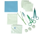 Show details for DRESSING KIT 2 - sterile, 1 kit
