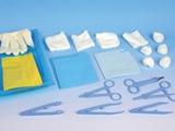 Show details for SUTURE KIT 1 - sterile, 1 kit