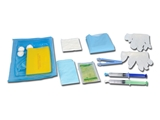 Show details for  CATHETERISATION KIT - sterile, 1 kit