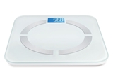 Show details for LIBRA BODY FAT SCALE with Bluetooth - white, 1 pc.