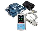 Показать информацию о ГИМА 24 часа в сутки + частота пульса + SpO2 МОНИТОР