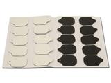 Показать информацию о SENSOR PAD для анализатора жировых отложений, 20 шт.