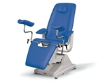 Show details for GYNEX PROFESSIONAL CHAIR - blue, 1 pc.