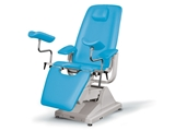 Show details for GYNEX PROFESSIONAL CHAIR - light blue, 1 pc.