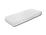Show details for MATTRESS 195x85x14cm WITH TRANSPIRANT COVER SHEET, 1 pc.