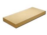 Show details for MATTRESS 190x80x12 cm - foam density 30kg/mc, 1 pc.