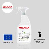 Vairāk informācijas par Vannas istabas tīrīšanas līdzeklis ar etiķi – putas 750 ml