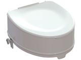 Vairāk informācijas par PAPILDINĀTS Tualetes sēdeklis ar fiksācijas sistēmu - augstums 14 cm, 1 gab.